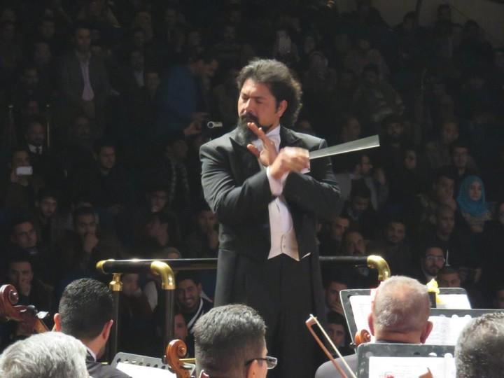 Bagdad, la música de Karim Wasfi contra la violencia