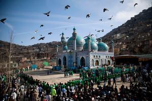 Una mostra fotografica mostra un'altra faccia dell'Afghanistan