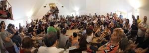 Presentación internacional Campaña por el Nuevo Equilibrio