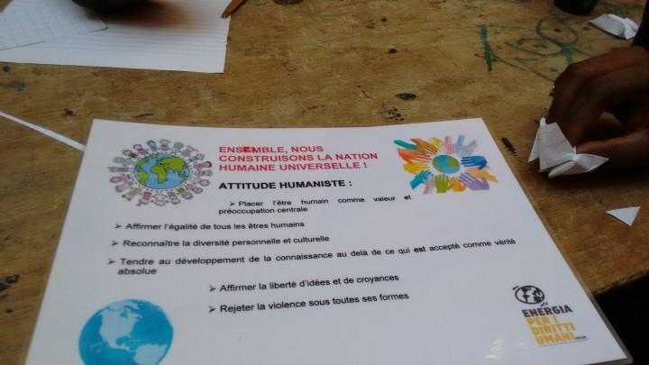 Se dio inicio al segundo seminario de pedagogía humanista en Dakar