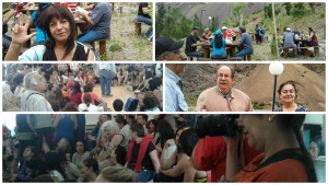 New international gathering in the mountains, January 2016