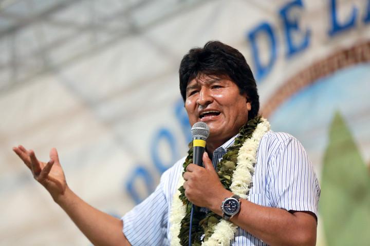 Bolivia: Evo Morales calls on social movements to celebrate 10th anniversary
