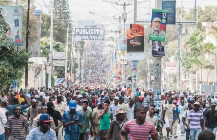 Haïti : au carrefour de l'incertitude ou du réveil citoyen ?