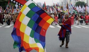La Lucha Indígena y la Asunción de Macri a la Presidencia de Argentina