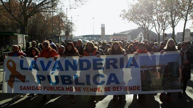 La 40 Marea Blanca marcha por Madrid y pide que sanidad pública sea prioridad