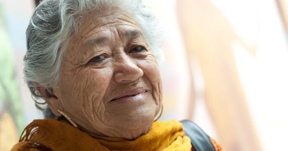 """Mercedes Olivera: """"El zapatismo legitimó la participación política de las mujeres indígenas"""""""