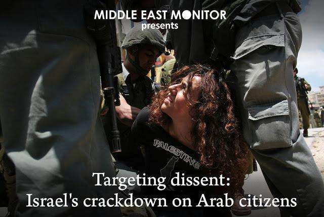 Israel against Arab Citizens – Apartheid and Zionism