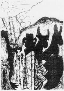 Corbyn en la caverna de Platón