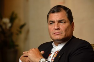 Ecuador se solidariza con Milagro Sala