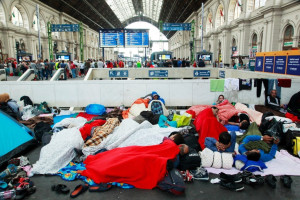 Who profits from the refugee crisis?