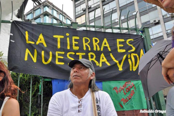 Félix Díaz: «El Estado tiene la obligación de escucharnos»