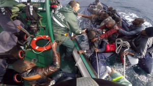Desarticulada red de traficantes de personas en Ceuta