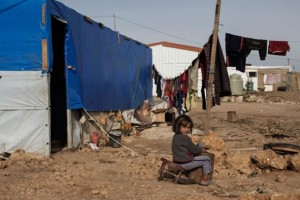 Once auctioned, what to do with the 'stock' of Syrian refugees?