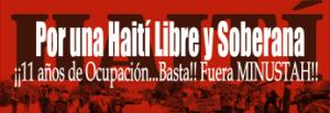 Por una Haití libre y soberana: Petitorio a los gobiernos reunidos en la IV Cumbre de la CELAC