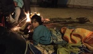 Idomeni: MSF vaccina oltre 3.000 bambini bloccati alla frontiera