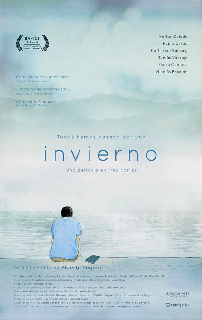 """Crítica: """"Invierno"""", de Alberto Fuguet, se estrenó online"""