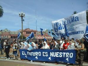 Madres de Plaza de Mayo denunciaron amenazas de muerte