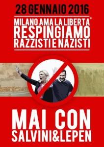 A Milano l'estrema destra assedia il Giorno della Memoria