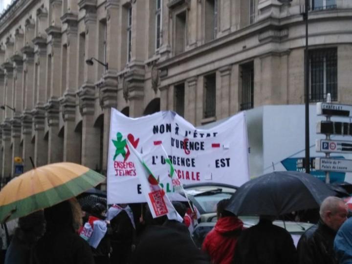 manif état urgence 30 janvier 2016 (4)