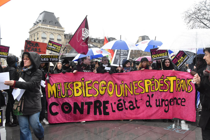 manif paris 6