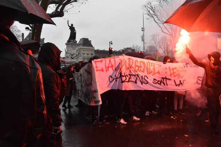 manif paris 9