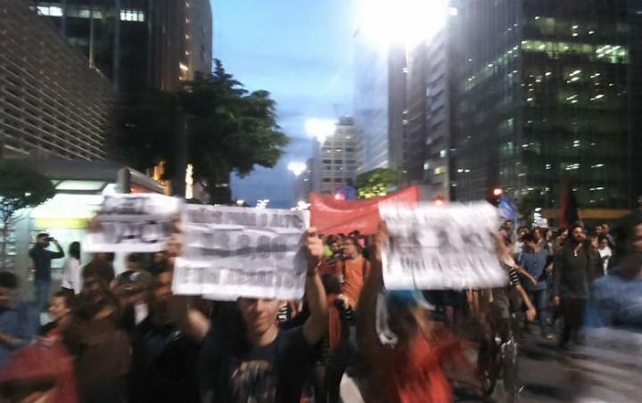 São Paulo – Cresce mobilização contra reajuste de tarifas do transporte público