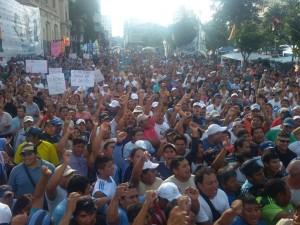 Repudio de parlamentarios del Mercosur a la detención de Milagro Sala
