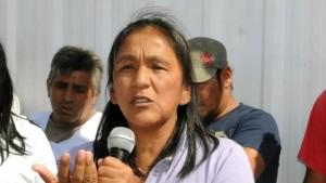 Parlamentarios del Mercosur presentaron medidas cautelares a la CIDH a favor de activista social argentina apresada