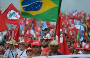 """""""2015 entra pra história como o ano que não existiu para a Reforma Agrária"""", afirma dirigente"""