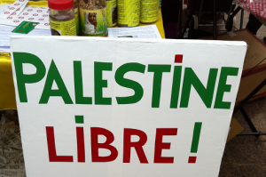 Cresce na Europa a luta não violenta pelo boicote a Israel