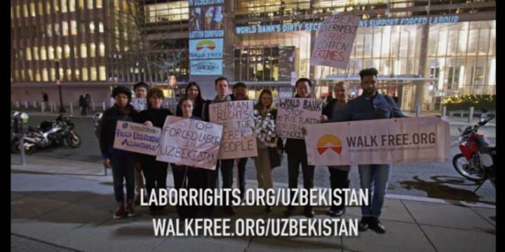 Uzbek slavery and the World Bank