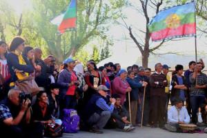 Convocan al pueblo Mapuche a un Fvta Xawvn en la comunidad Zapata