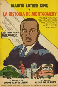El cómic de Luther King que enseña a luchar mediante la no violencia