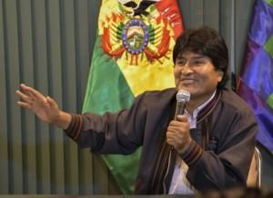 Morales ratifica al gabinete y anuncia que acelerará la inversión para vigorizar desarrollo de Bolivia