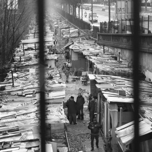 «Les derniers jours du camp de la Porte des Poissonniers»