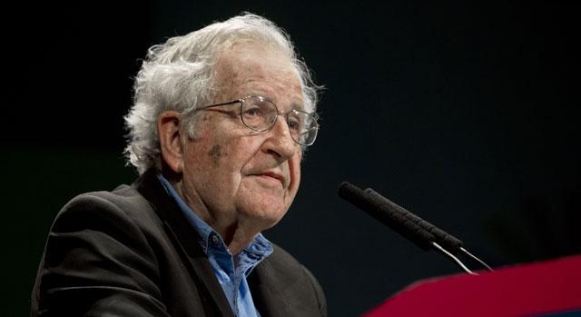 Chomsky: 'Este é o momento mais crítico na história da humanidade'
