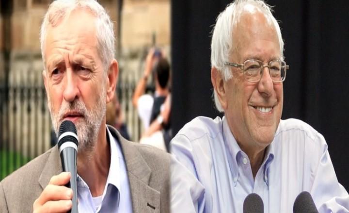 Ο Κόρμπιν, ο Σάντερς και το νέο κύμα ακτιβισμού