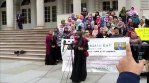 Mujeres musulmanas de Nueva York denuncian islamofobia