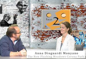 Anna Dioguardi on Face 2 Face
