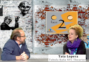 Tata Lopera on Face 2 Face