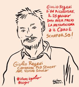 I motivi della morte di Giulio Regeni