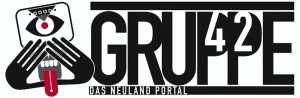 """Gruppe 42: Neulandportal der """"freien Fresse"""" und der konstruktiven Ironie"""