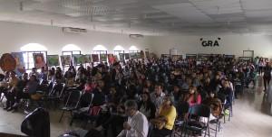 Concluye con 5 propuestas el Foro Universitario por la Paz y la Noviolencia de Honduras