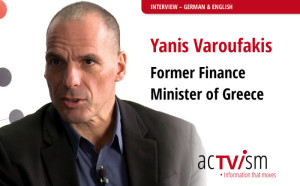VIDEO: Yanis Varoufakis – The Origins of the European & Global Economic Crisis