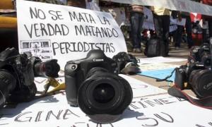 Periodismo en México. Defender la vida/Matar la muerte.