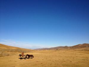El pueblo de los camellos que lloran