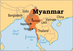 Después de 50 años, triunfa la democracia en Myanmar