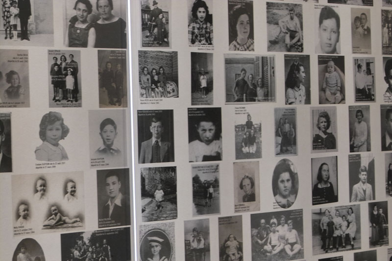 En el caos de la posguerra: Exposición sobre la Shoa en París