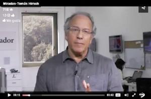 Miradas: La tarea pendiente de los diputados ante el TPP, por Tomás Hirsch