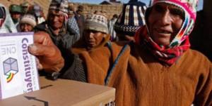 Bolivia: «Convertir las derrotas en victoria»